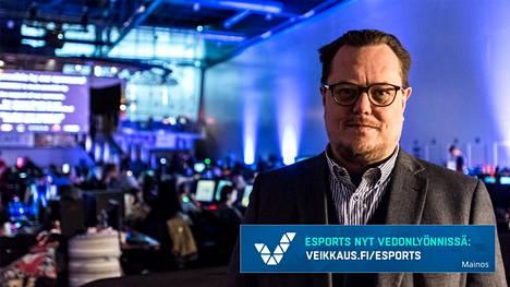 Suomalainen esports-konkari Teemu Hiilinen on uuden kilpapeliliiton puheenjohtaja.