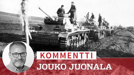 Waffen-SS:ssä taistelleista suomalaisista 256 kaatui sotaretken aikana, 14 katosi ja 686 haavoittui. Kuva suomalaisten sotatieltä.