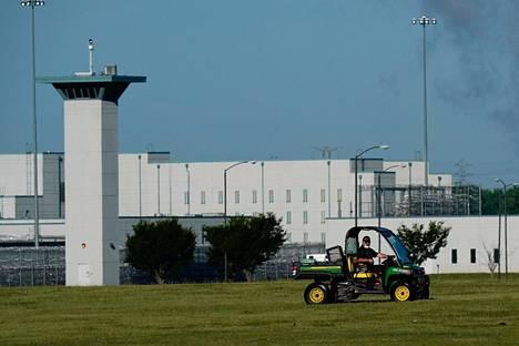 Kaikki liittovaltion kuolemaantuomitut ovat Terre Hauten vankilassa Indianassa.