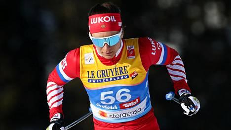 Natalia Neprjajeva ei pysty osallistumaan Oberstdorfin MM-hiihtoihin.