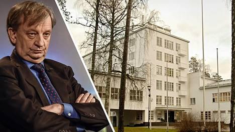 Vierumäen urheiluopiston taloussotkuista uutta tietoa – Hjallis Harkimo nettoaa 300 000 euroa kuin tyhjästä