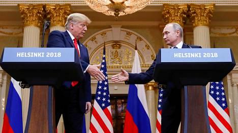 HS:n lähteiden mukaan Trumpin ja Putinin huippukokouksen valmistelut ovat kuitenkin jo niin pitkällä, että kokoukselle on alettu etsiä päivämäärää vuoden 2019 helmikuulta.