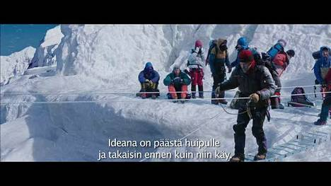 Everest-elokuvan traileri