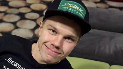 Arttu Mäkiaho voitti nuorten MM-kultaa.