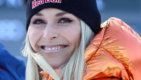 Lindsey Vonn voitti hienolla alppihiihtourallaan mm. olympia- ja MM-kultaa sekä neljästi maailmancupin kokonaiskisan.