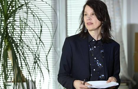 Johtajalla Elina Pylkkänen, Palkansaajien tutkimuslaitos.