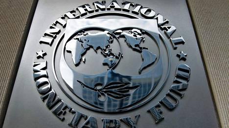 IMF laski kasvuennusteitaan 0,1 prosenttiyksikköä huhtikuisesta.