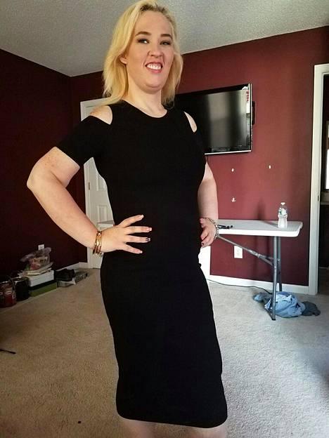 June Shannon laihdutti uskomattomat 135 kiloa elämäntapojen muutoksen ja laihdutusleikkauksen avulla.