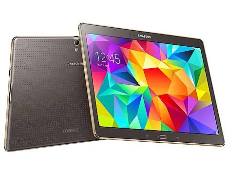 Samsungin tablettimyynti kasvoi markkinoita nopeammin.