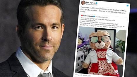 Ryan Reynolds auttaa kotikaupunkinsa asukkaista parhaansa mukaan.