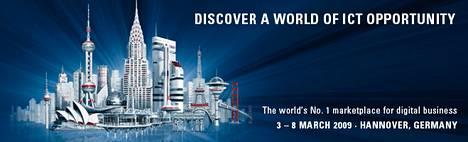 CeBITin pääsylipulla pääsee paitsi katsastamaan it-maailman uusimpia ihmeitä, myös matkustamaan raitsikalla.