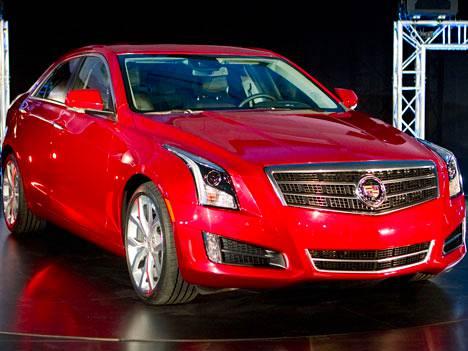 Cadillacin omistajat saavat OnStar-verkkopalvelun yhteyden pian AT&T:n kautta.