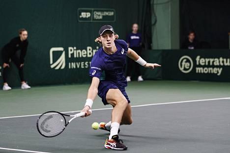 Aika näyttää, tuleeko Emil Ruusuvuoresta Jarkko Niemisen kaltainen tennistähti.
