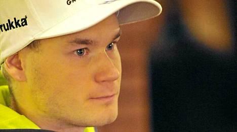Janne Ryynänen lähtee mäkiosudelle mukaan, muutta hiihto saattaa jäädä häneltäkin väliin.
