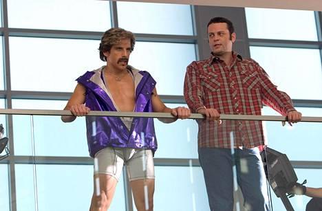 Ben Stiller ja Vince Vaughn naurattavat palkitussa komediassa.