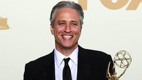 Jon Stewart on juontanut The Daily Show'ta vuodesta 1999 lähtien.