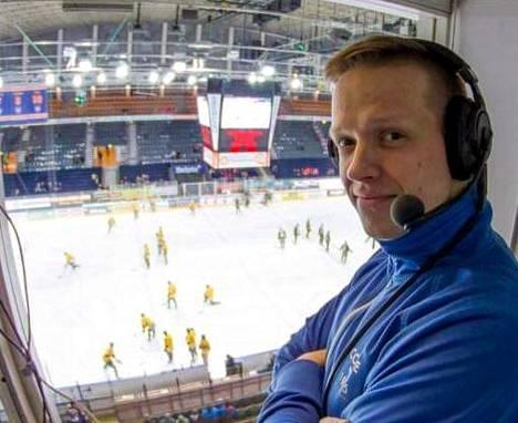 Mikko Aaltonen on eritoten tamperelaisille tuttu kiekkoääni.