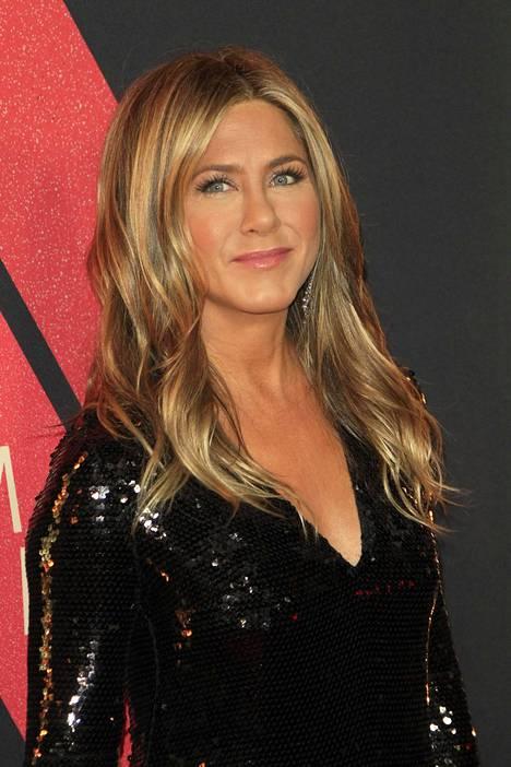Jennifer Aniston täyttää maanantaina 50 vuotta.