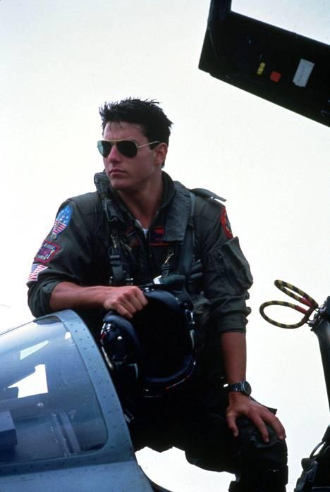 Tom Cruise Maverickina.