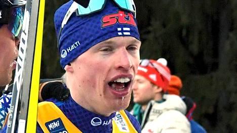 Iivo Niskasella on ollut terveysmurheita Tour de Skistä lähtien.