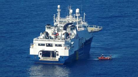 Lääkärit ilman rajoja -järjestö pelasti kesäkuussa Geo Barents -aluksella Välimerellä siirtolaisia merihädästä.