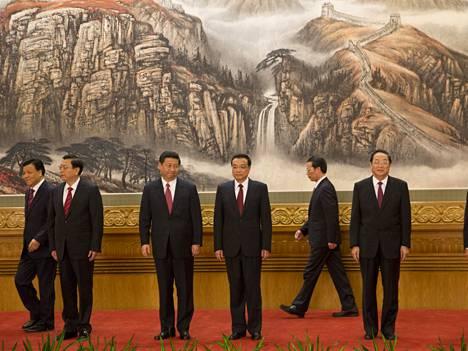 Demokraattiset uudistukset eivät ole edenneet Kiinassa talouskasvusta huolimatta.