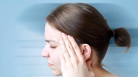 Ensimmäinen oire piilevästä eteisvärinästä voi pahimmassa tapauksessa olla aivoverenkiertohäiriö.