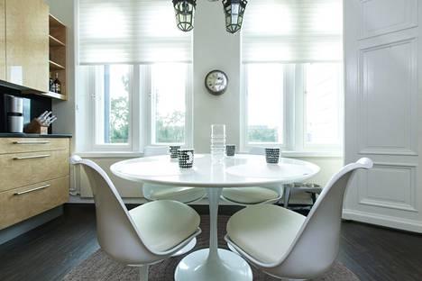 Entisen suurlähettilään Bruce Oreckin koti Helsingissä.
