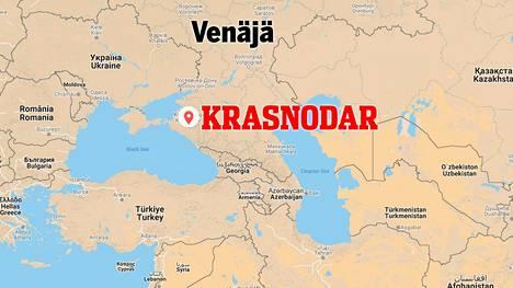 Krasnodarin seudulla lähellä Krimin niemimaata asuvaa venäläispariskuntaa epäillään kymmenistä murhista ja ihmissyönnistä.