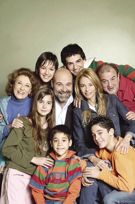 Ikirakastettu Serranon perhe