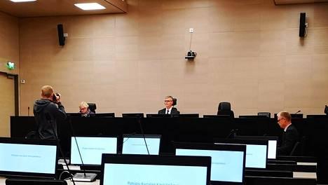 Tapausta käsiteltiin Pohjois-Karjalan käräjäoikeudessa tiistaina.