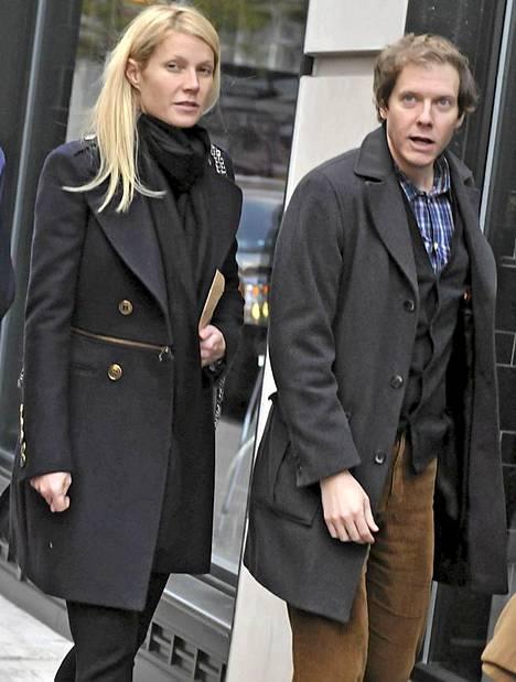 Gwyneth ja Jake Paltrow