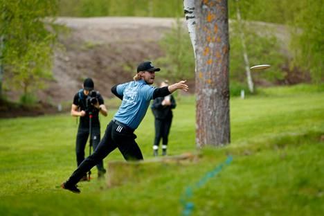 Tampereella kisattiin Pro Tourin osakilpailu toukokuussa.