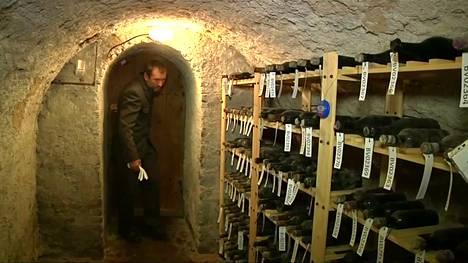 Makoisa miljoona-aarre löytyi linnasta Tshekeissä