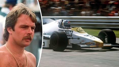 Keke Rosberg voitti 1984 Dallasin F1-kisan, jota on tituleerattu myös historian kuumimmaksi kilpailuksi.