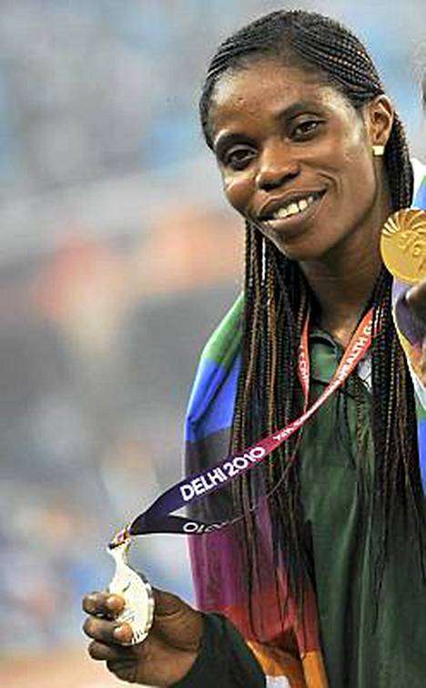 Folashade Abugan kärähti dopingista.