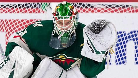 Kaapo Kähkönen on kauden 2019-2020 paras maalivahti AHL:ssä.