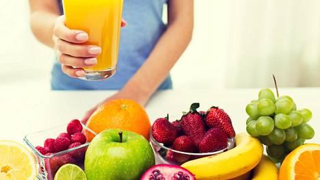 Hedelmien terveyshyödyt ovat moninaiset, joten niiden lisääminen ruokavalioon kannattaa aina.
