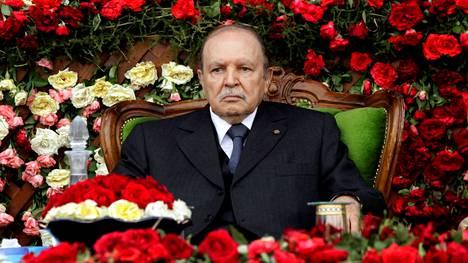 Abdelaziz Bouteflika 1937–2021.
