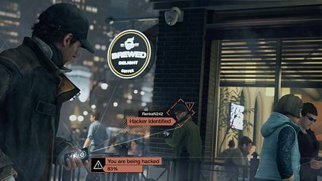 Watch Dogs on teknotrilleriksi puettu toimintaseikkailu.