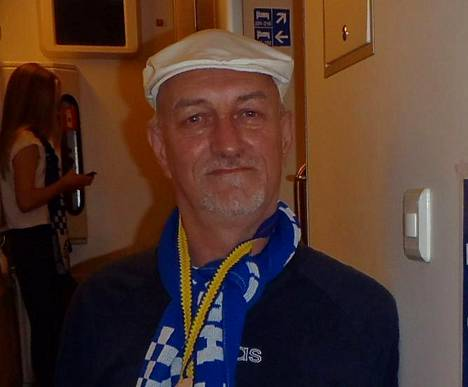 RoPSin Dave Coullin pelimatka keskeytyi Oulussa.