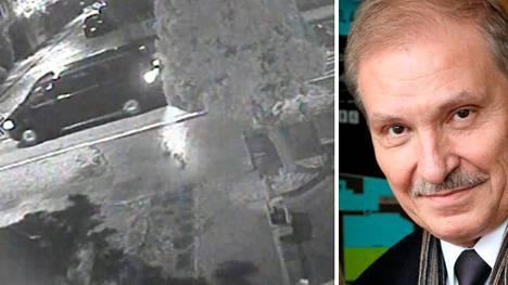Liikemies Nikolai Glushkovin kuolemaa tutkitaan murhana. Poliisi on erityisen kiinnostunut mustasta pakettiautosta, joka nähtiin Glushkovin talon edustalla.