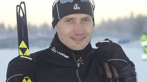 Hannu Manninen on voittanut urallaan mm. olympiakultaa.