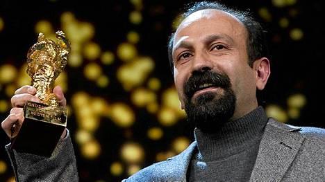 Iranilaisohjaaja Asghar Farhadin elokuva palkittiin Kultaisella karhulla.