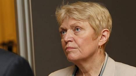 Doris Barnett on Etyjin parlamentaarisen yleiskokouksen varapuheenjohtaja.
