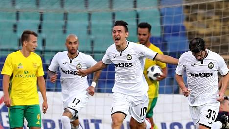 Ilves ei pystynyt yllätykseen – Slavia Sofia rynnisti jatkoon europeleissä