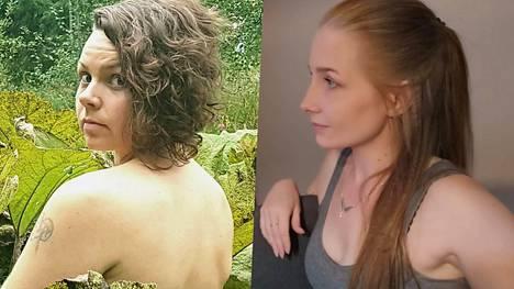 Eijalla, 33, ja Mariella, 29, on luonnostaan hyvin pienet rinnat. Molemmat huomasivat jo nuorena, että rinnat eivät kasvaneet samalla tavalla kuin useimmilla.
