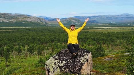 Niinalla on talsittuja kinttupolkuja takanaan jo yli 400 kilometrin verran, niin Suomessa kuin ulkomaillakin.