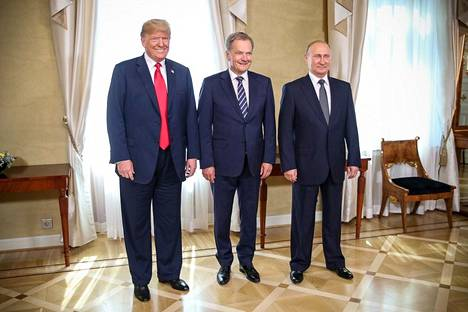 Yhdysvaltain ja Venäjän välit ovat kärjistyneet Helsingin huipputapaamisen jälkeen.