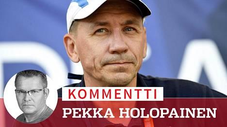 Jorma Kemppisen pesti SUL:n valmennusjohtajana päättyi kuuden vuoden jälkeen.